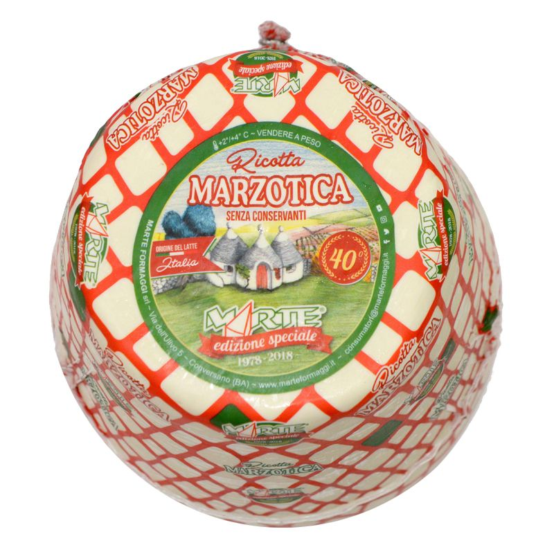 Ricotta Marzotica Moliterna