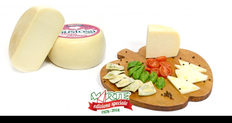 Pasta al forno con melanzane e Ricotta Marzotica Toscanella